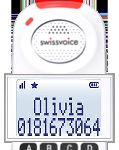 Swissvoice Xtra2155